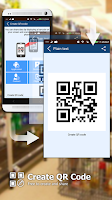 Screenshot of QR Code Scan & Barcode Scanner