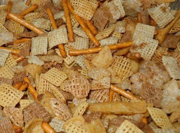 Texas Trash Is A Staple In The Holiday Season Or Football Season. It's As Spicy Or Not!it So Depends On Who You Make It For!