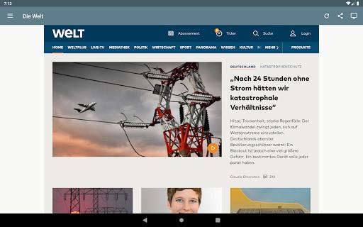 Deutsche Zeitungen 2.2.3.5.6 screenshots 12