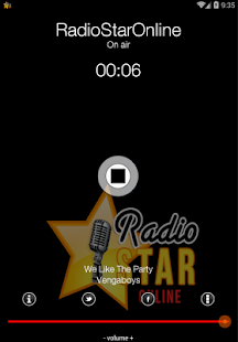 RadioStarOnline- screenshot thumbnail