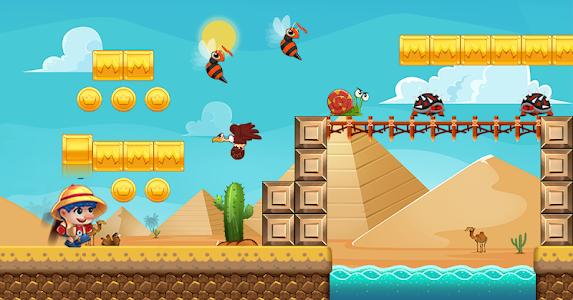 Super Jungle Boy: New Classic Game 2020 1.0.6
