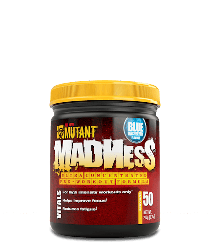 Mutant Nutrition Madness 0,27kg - Fruit Punch