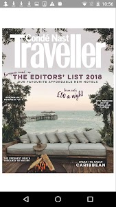 Condé Nast Traveller Magazine 1.2.137 (Subscribed)
