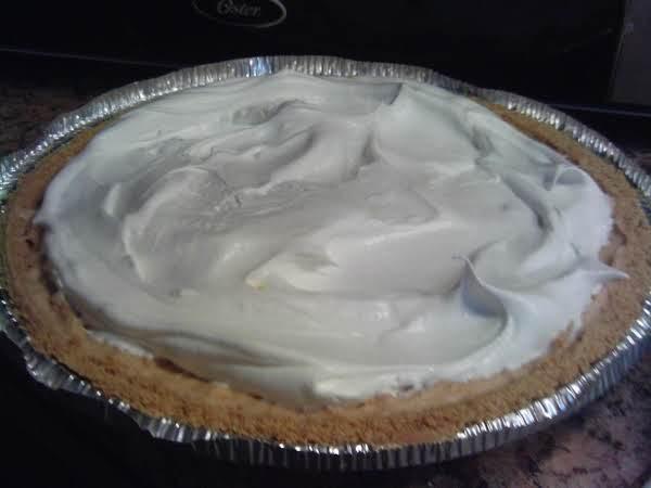 Grace123's Peanut Butter Pie Recipe