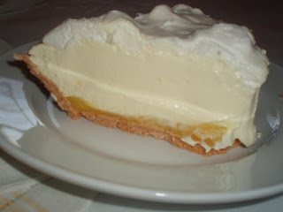 Triple Layer Lemon Meringue Pie Recipe