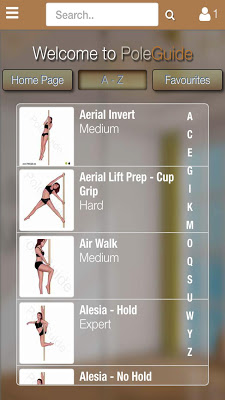 Pole Guide - screenshot