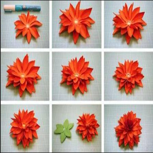 Craft Made Flowers - náhled