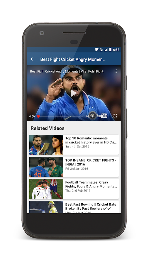 Best Cricket Videos Collection - CricVid- screenshot