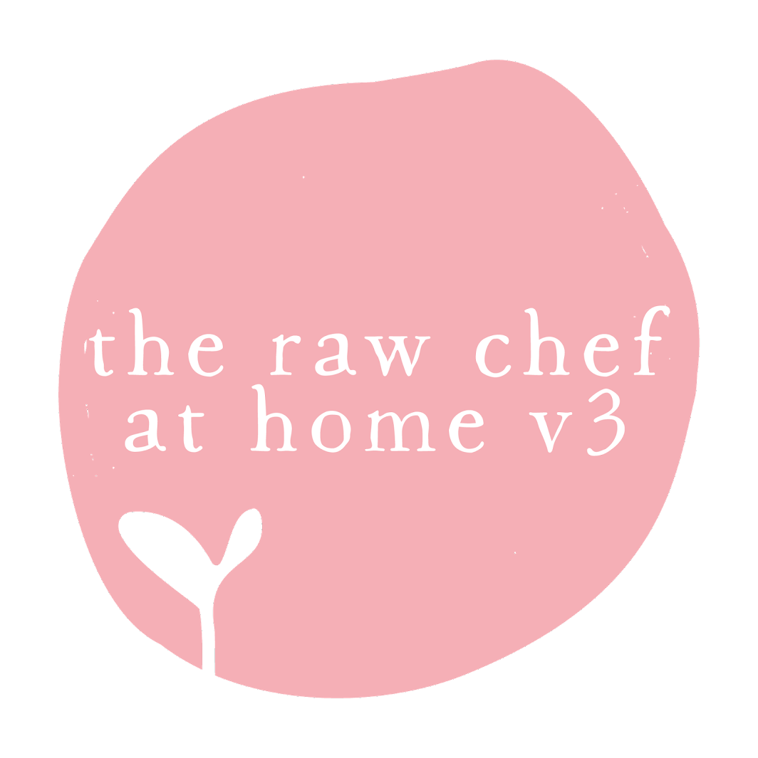 The Raw Chef at Home V3 Icon