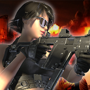 Download Game Idle Soldier - Zombie Shooter PvP Clicker APK Mod Free