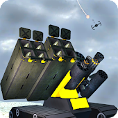 Tank Shooting Battle Force - Armored Warfare icon