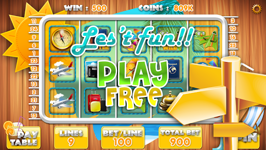Vacation Paradise Slots Free screenshot