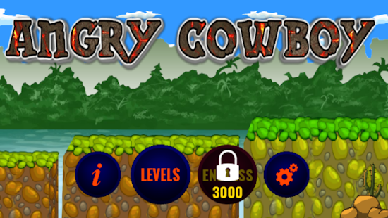 Angry CowBoy - náhled
