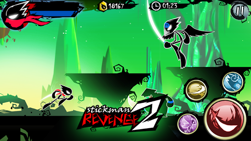Stickman Revenge 2 v1.0.1 APK (Mod)