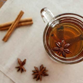 Ecuadorian Canelazo - Hot Spiced Cinnamon Rum