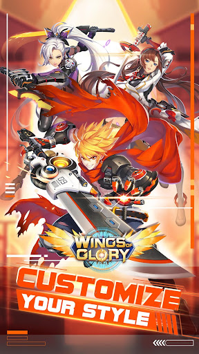 Cheat Wings of Glory: 3D MMOPRG & Trade weapons freely Mod Apk, Download Wings of Glory: 3D MMOPRG & Trade weapons freely Apk Mod 1