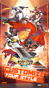How to hack Wings of Glory: 3D MMOPRG & Trade weapons freely for android free