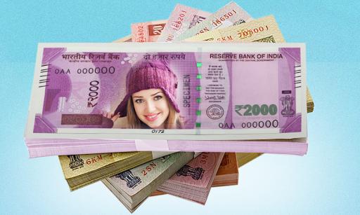 New Currency NOTE Photo Frame screenshot 4