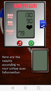 Free Download Blood Pressure Scanner Prank APK for Android