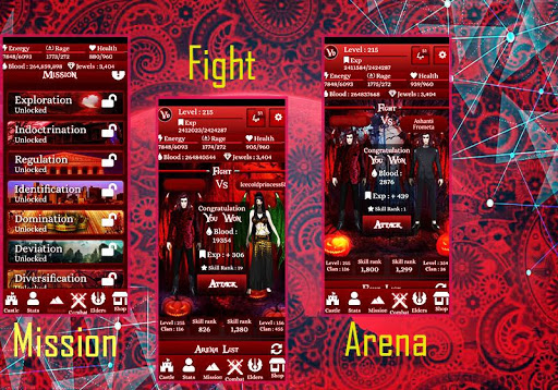 Vampire Dynasty 8.2.0 screenshots 15