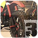 Trial Legends 3 HD icon