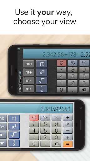 Calculator Plus - screenshot