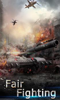 Iron Storm - 3D Tank Battle