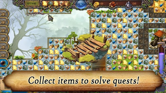 Runefall – Medieval Match 3  MOD APK [Unlimited Money] 3