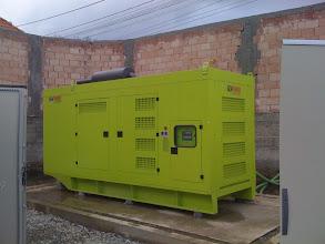 Photo: Generator Volvo 700 kva, Stadion Medias