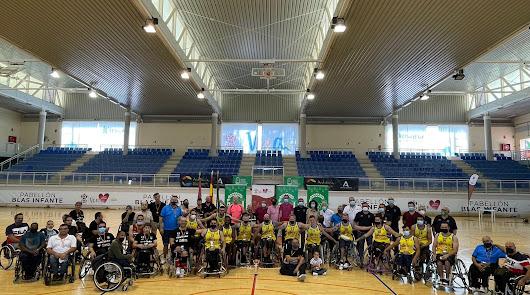 El AMIVEL de Málaga se proclama en Vera campeón de la XXXIII Copa Andaluza