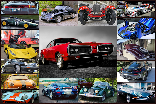 Sports Car Jigsaw Puzzles Game - Kids & Adults ?️- screenshot thumbnail