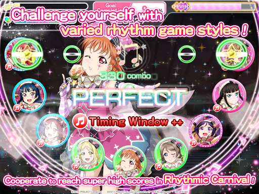Love Live! School idol festival- Music Rhythm Game screenshot 19