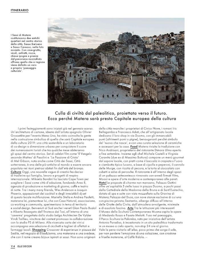 ELLE Decor Italia- screenshot