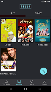 Telly – Watch TV & Movies App Download For Android 3