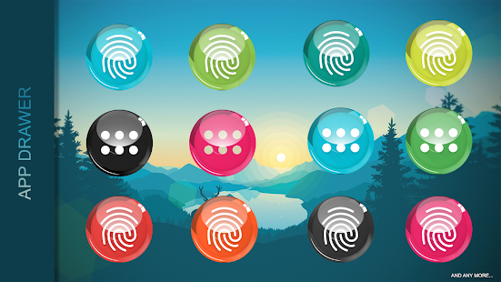 Arcryste Icon Pack Screenshot