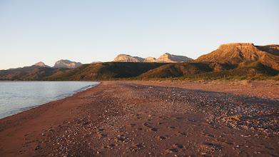 Photo: Peninsular landscapes