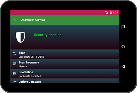 AntiVirus Android Security v2.3.6