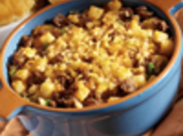 Oven Breakfast Hash Recipe