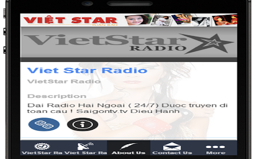 Việt Star TV & Radio- screenshot thumbnail