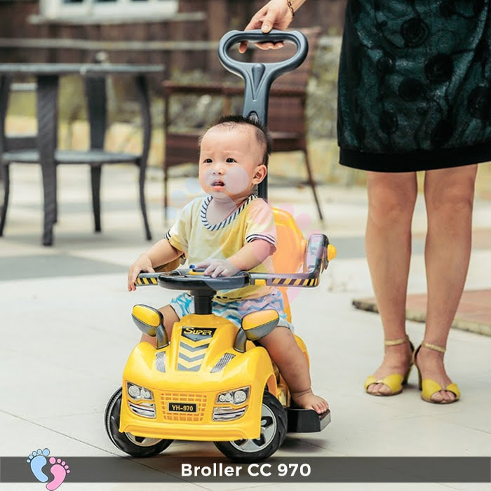 Xe chòi chân Broller CC YH-970 1