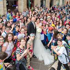 Wedding photographer Mimmo Salierno (mimmosalierno). Photo of 16.04.2016