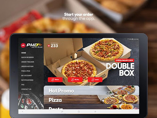 Pizza Hut Delivery Indonesia 2.0.3 screenshots 12