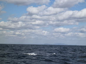 Photo: 天気はいいが、風が・・・