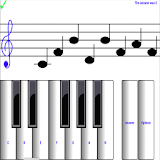 1 learn sight read music notes - piano sheet tutor
