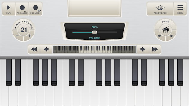 Download Virtual Piano Keyboard Free APK latest version app for