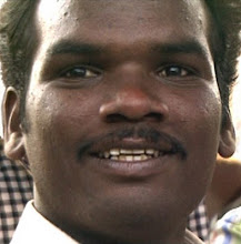 Photo: Modern East Indian Decendant, Madurai, India with genetic marker on male Y-chromosome that traces back to Homo sapiens migration out of Africa 50 Kya See: http://meta-gaia.angelfire.com/genographic_image_map.html