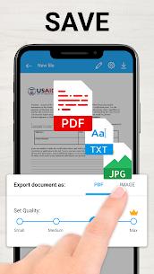 Scanner App To PDF – TapScanner Mod Apk Download For Android 2