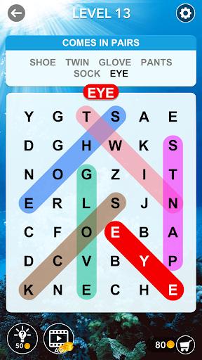 Word Search : Find Hidden Word Game  screenshots 3