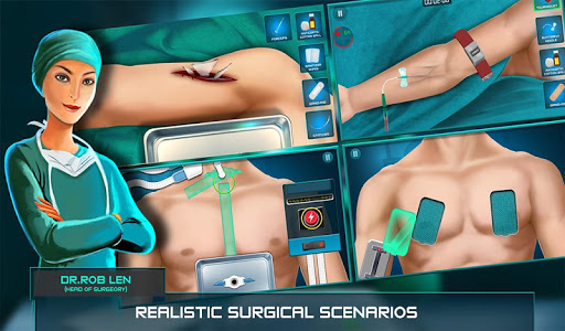 Surgeon Doctor 2018 screenshot 11