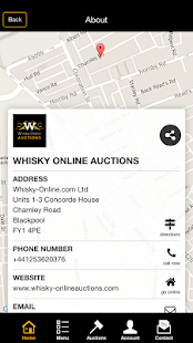 Whisky Online Auctions- screenshot thumbnail